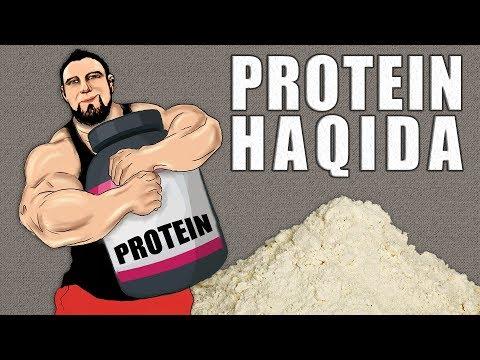 PROTEIN HAQIDA