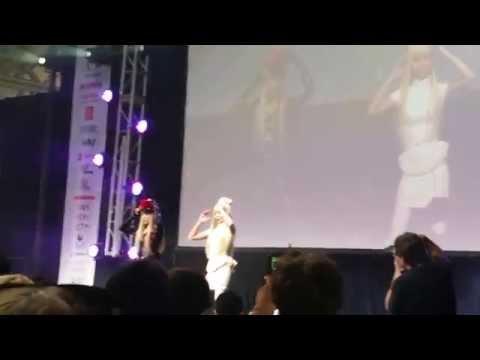 """FEMM """"Fxxk Boyz Get Money"""" @ J-Pop Summit 2015"""