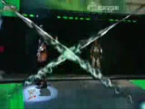 Dx returns Entrance at RAW 29-9-08