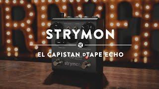 Strymon El Capistan | Reverb Demo Video
