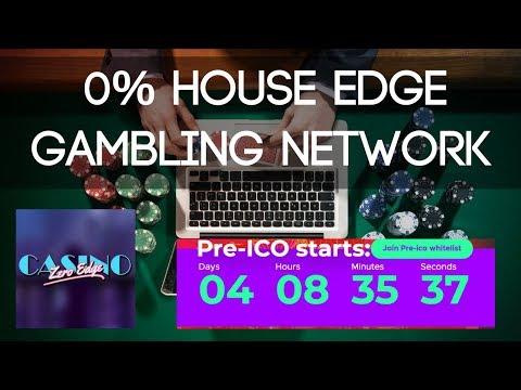 ZeroEdge.Bet (ZERO) | 0% House Edge Online Casino on the Blockchain!! (ICO Review)