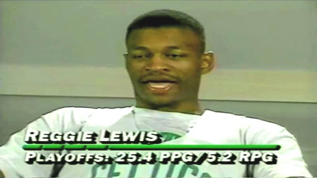 Reggie Lewis 20