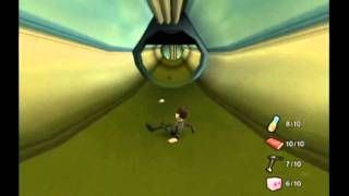 Charlie and the Chocolate Factory Movie Game Walkthrough Part 11 (GameCube)