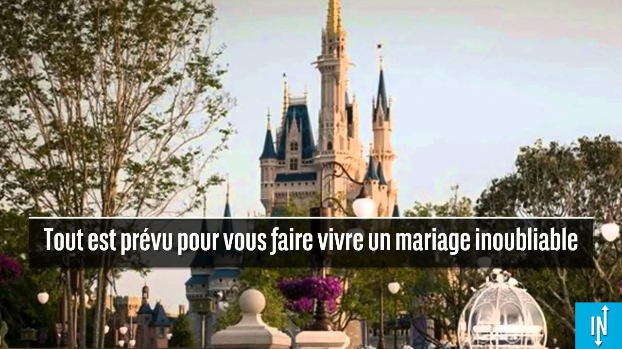 Vous pouvez enfin vous marier dans la peau de Cendrillon à Disneyworld
