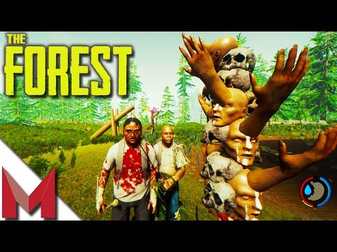 THE LAWYER CAVE!!!! - THE FOREST GAMEPLAY - Ep11