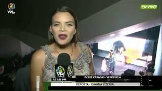 Venezuela - Reinaguración de Backstage Café- VPItv