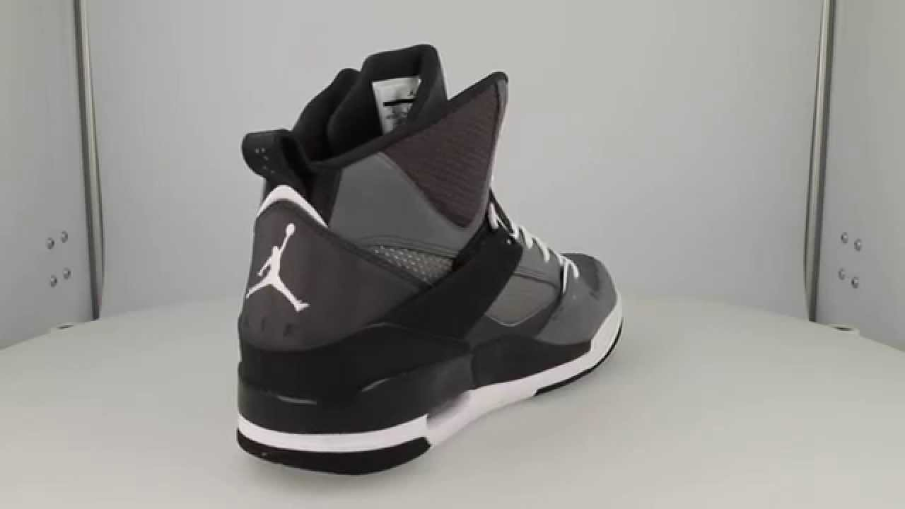 air jordan flight 45 high black