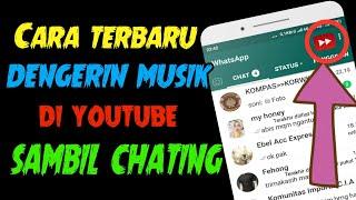 Dengerin Musik di Youtube Sebari chatingan - Apoy Winner
