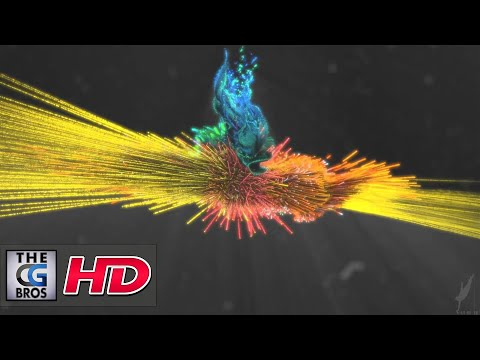 "CGI Experimental 3D Viz : ""Evolution"" - by Vahid3D"