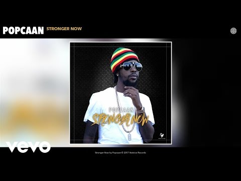 Popcaan - Stronger Now (Audio)
