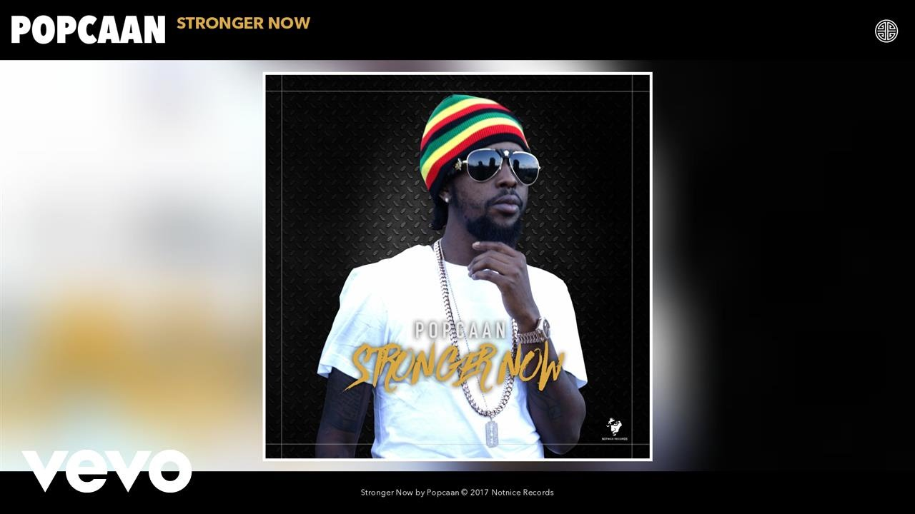 Popcaan - Stronger Now (Audio)