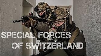 Special Forces Of Switzerland - 2019 - Spezialkräfte Der Schweiz