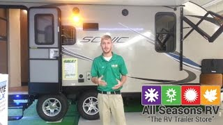 The Best Light Weight Camping Trailers - Sonic by Venture RV