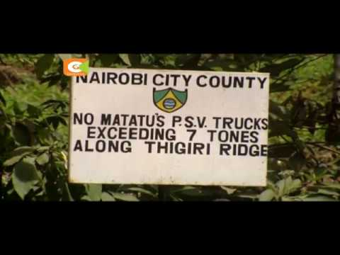 Motion on fresh zoning of Nairobi tabled in the county assembly