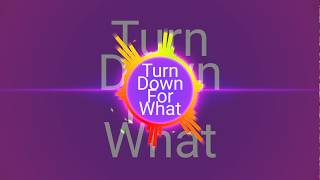 Turn down for what download in description