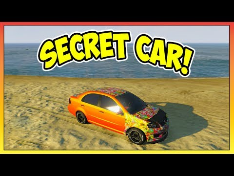 Gta  Rarest Car In The Game Online