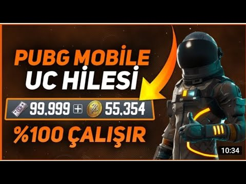 Pubg Mobile Uc Hilesi 2021 Guncel Ve Kanitli Youtube