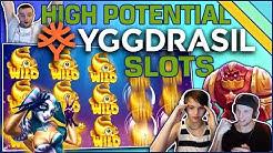 High Potential Yggdrasil Slots