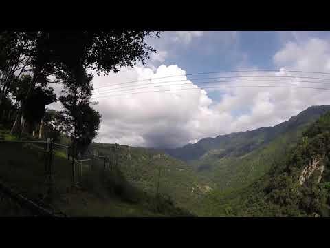 Cascadas en Zacatlán