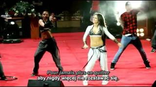 Nyusha Gilles Luka - Plus Pres Bliżej (live We Can Make It Right) Tłumaczenie napisy tekst