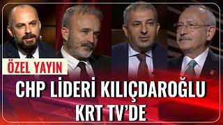 CHP Lideri Kemal Kılıçdaroğlu KRT TV'de | Özel Yayın | 09.10.2020