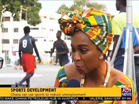 Sports Development - AM Sports on JoyNews (17-8-17)