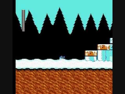 Mega Man 4: Dr. Cossack Stage 1- No Damage