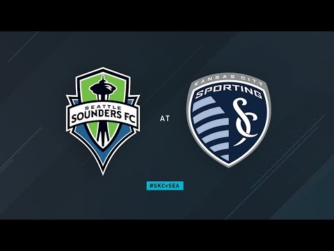 Seattle Sounders FC at Sporting Kansas City (Radio Stream)