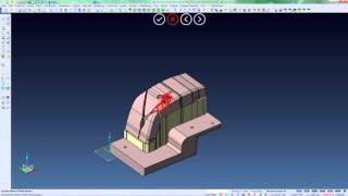 VISI 2016 R1 - Modellaufbereitung für VISI Machining  - Teil 1