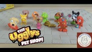 Безумные игрушки - The Ugglys Pet Shop -