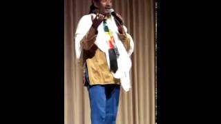 Ethipoian Comedy Kebebew Geda new makes fun of DC Habesha