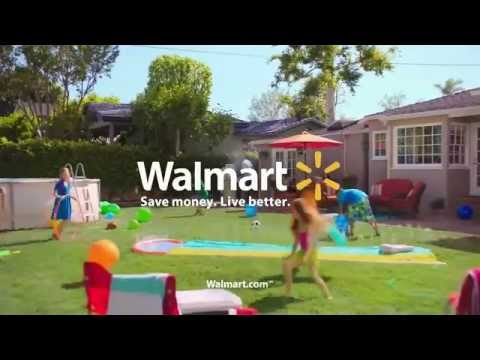 tv commercial walmart the most out of summer save money live better youtube - Walmart Halloween Commercial