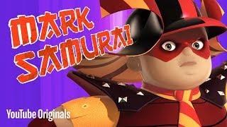 Fruit Ninja Frenzy Force - Meet Mark Samurai