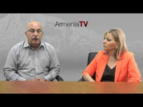 Armenia TV (Australia) - ARTSAKH SPECIAL - Kaylar Michaelian, Vache Kahramanian