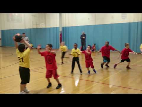 Hoop Dreams 2017 Winter Basketball | 2/7/2017 vs Lakers