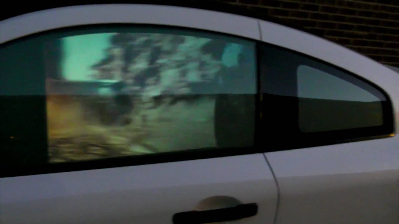 Variable Tints With Front Window Projection Youtube