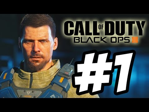 Call of Duty: Black Ops 3 Campaign Walkthrough Part 1 - Intro