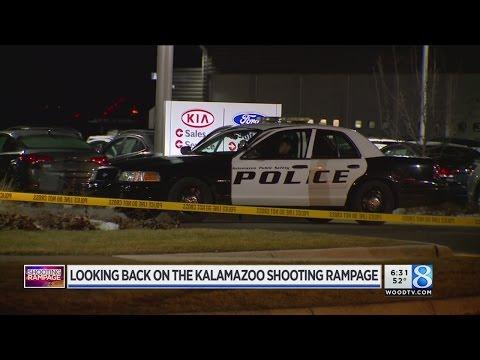 One Year Since The Kalamazoo Shooting Rampage