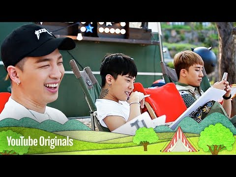 WHAT DO WE NEED TO SAY?  Run, BIGBANG Scout! Ep 6