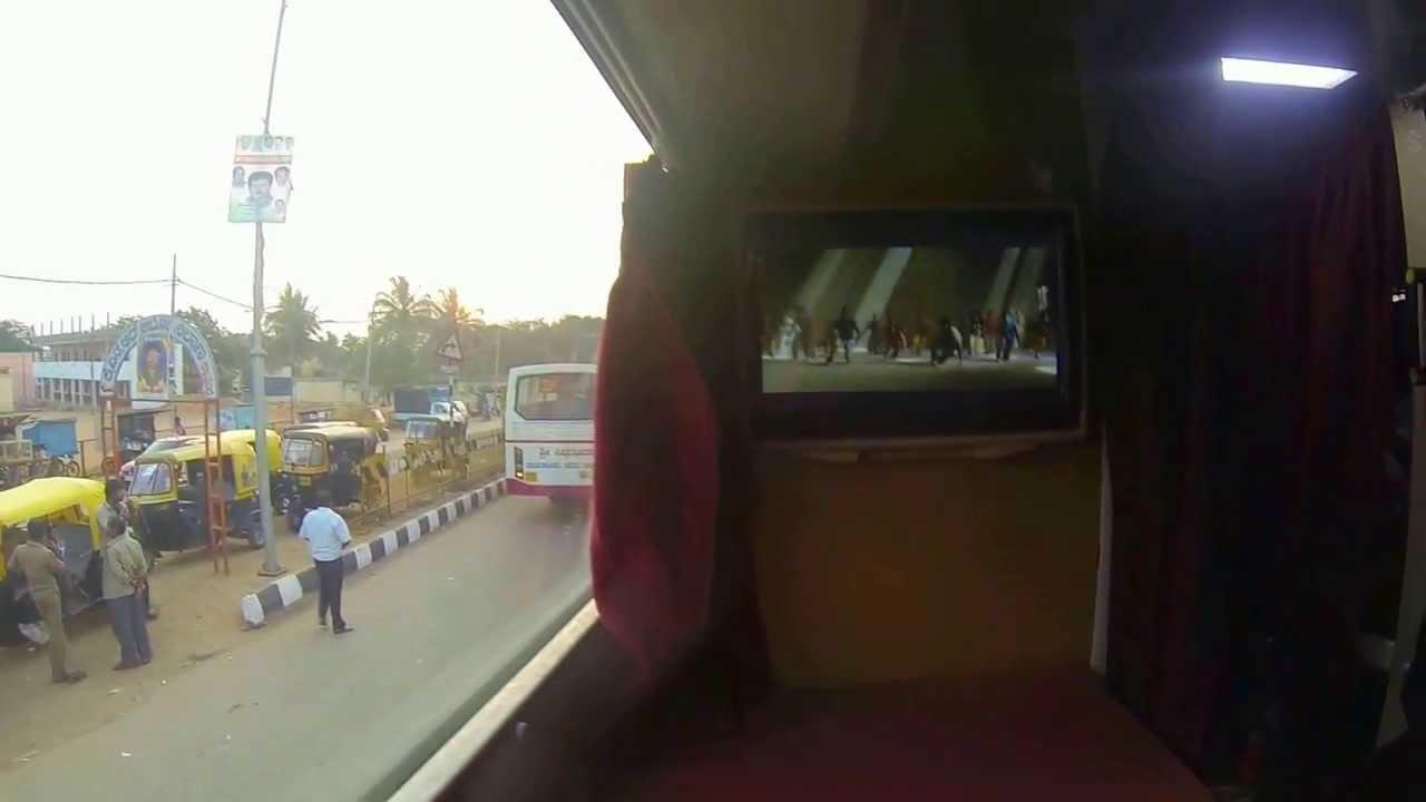 Neeta Volvo Bus Sleeper Interior Vrl Travels Volvo Multi
