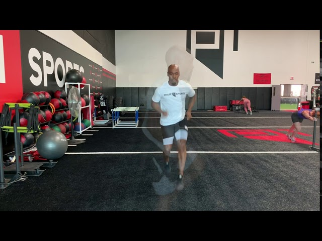 ABT- Athletic Based Training: Dynamic Warm Up | Speed | Conditioning
