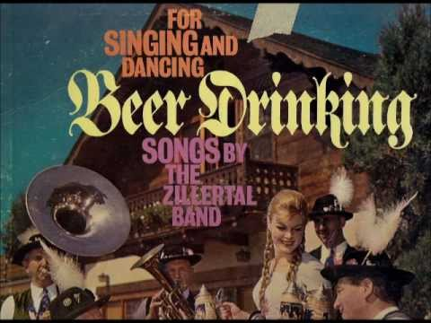 Auf Wiederseh'n - German Beer Drinking Songs By The Zillertal Band