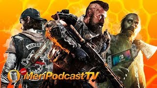NEW MeriPodcast 11x31: Call of Duty: Black Ops IIII y Days Gone