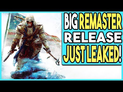 A Big PS4 Remaster Release JUST GOT LEAKED!