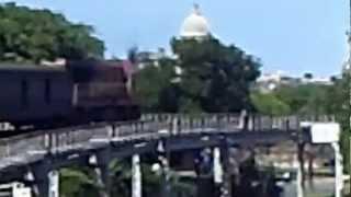 Ferrocarriles de Cuba Tren #14 Bayamo - Habana, Railway of Cuba Train #14 Bayamo - Havana