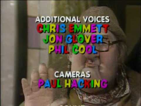 Spitting Image - April Fools End Credits