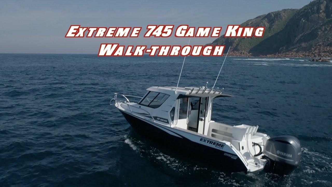 Extreme 745 Game King Walk Through