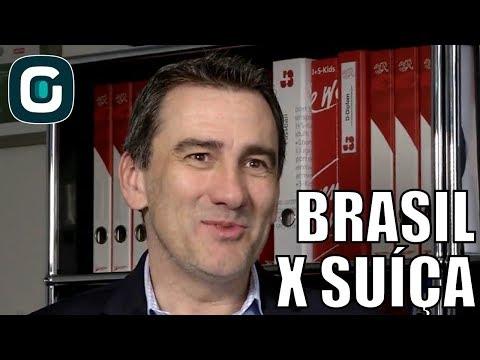 Suíça X Brasil | Quais São As Dificuldade Para A Suíça?- Gazeta Esportiva (29/03/18)