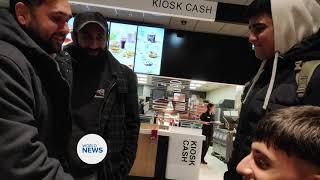 Swiss Khuddam hold Cafe meetings to increase brotherhood