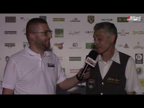 Belluta Riccardo VS Fillia Nicolas Jose' - Campionati Italiani 2018/2019